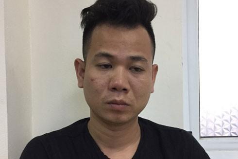 Đối tượng Nguyễn Văn Huy