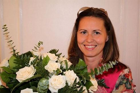 Cô Oksana đã tự vẫn vào năm 2014