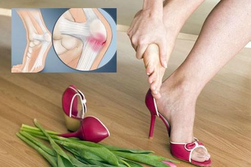 Đau gót chân - dấu hiệu dẫn tới suy tĩnh mạch