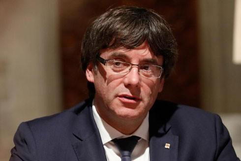Tây Ban Nha bắt giam 8 cựu quan chức Catalonia ảnh 1