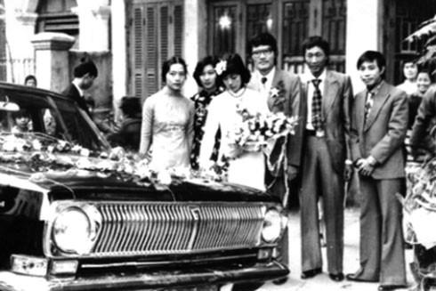 Hoa trong văn hóa cưới hỏi người Hà Nội ảnh 1