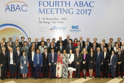 Khai mạc Kỳ họp toàn thể lần thứ 4 Hội đồng tư vấn kinh doanh APEC ảnh 1