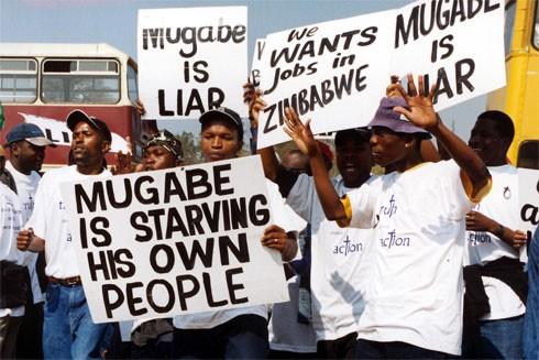 Di sản hoang tàn của Tổng thống Zimbabwe R. Mugabe ảnh 1