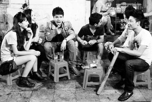 Quán nước chè ở Hà Nội bây giờ rất khác ngày xưa…