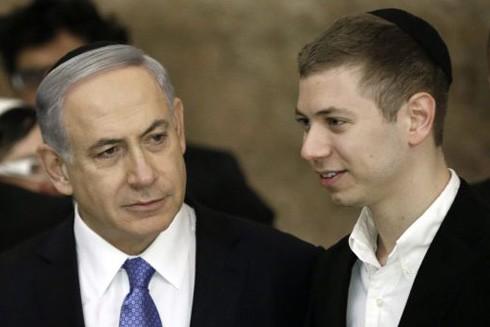"""Thủ tướng Israel lại đau đầu vì cậu con trai cả """"gây chuyện"""" ảnh 1"""