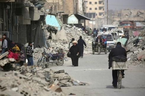 Syria đang rất cần một giải pháp hòa bình để tái thiết đất nước sau 7 năm chiến tranh