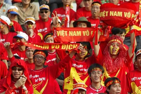 Người hâm mộ kỳ vọng đội tuyển U23 Việt Nam sẽ vô địch AFC Cup