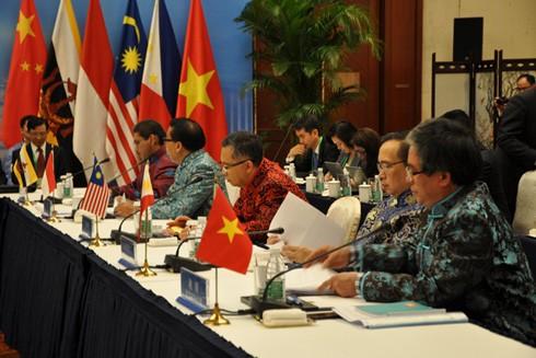 ASEAN và Trung Quốc đàm phán COC khởi đầu năm mới ảnh 1