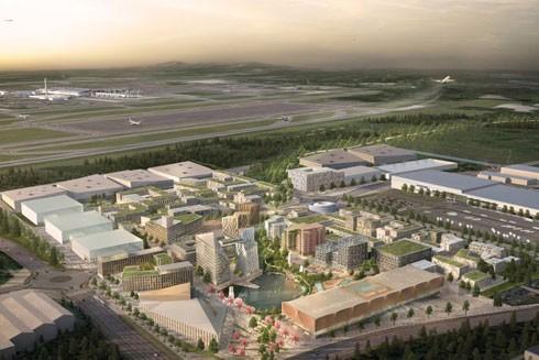 Dự án xây dựng thành phố OAC (Na Uy)