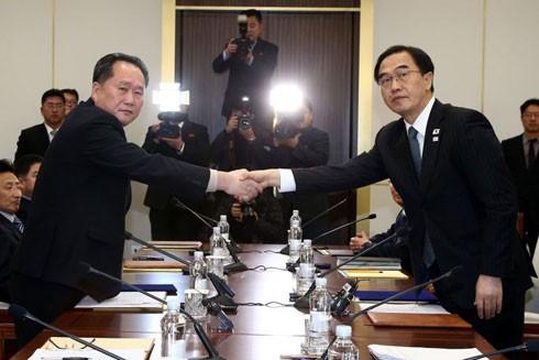 Triều Tiên từng đề xuất cùng Hàn Quốc thành lập Nhà nước liên bang trung lập năm 1987 ảnh 2