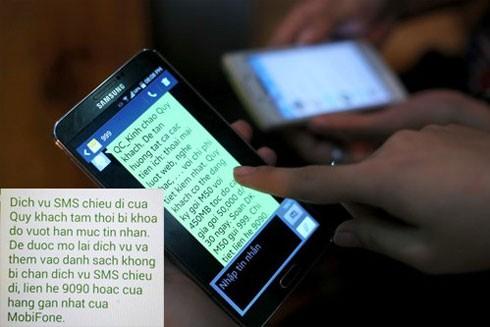 Phương thức phát tán tin nhắn rác ngày càng tinh vi, khó kiểm soát