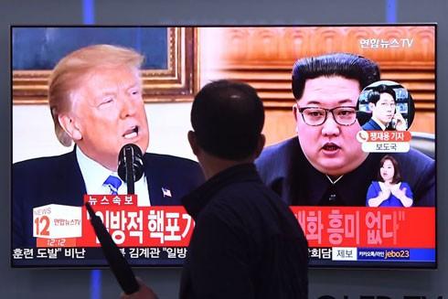 Đằng sau thông điệp ca ngợi kinh tế Triều Tiên của ông Donald Trump ảnh 1