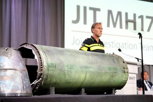 """Nga """"không chấp nhận"""" kết luận của JIT về vụ rơi máy bay MH17 ảnh 1"""
