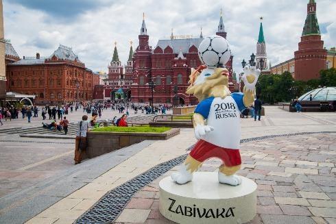 """Người hâm mộ bóng đá """"săn"""" tour đi Nga xem World Cup 2018 ảnh 1"""