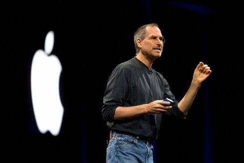 Doanh nhân, đồng sáng lập Hãng Apple Steve Jobs từng siêng năng luyện tập thuyết trình