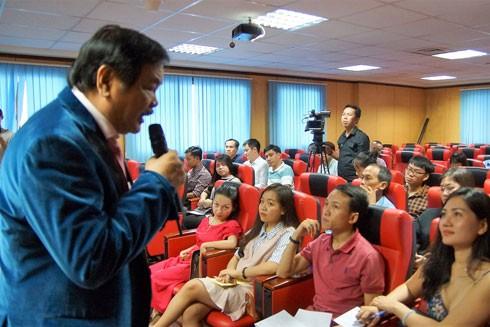 Bí quyết thuyết trình của CEO Trần Quí Thanh: Phải ngắn gọn, đúng trọng tâm và hấp dẫn