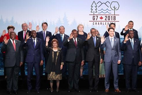 Việt Nam đề xuất các nước G7 hình thành cơ chế hợp tác toàn cầu về giảm chất thải nhựa ảnh 1