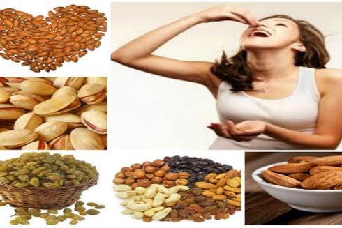 So sánh hàm lượng dinh dưỡng và tác dụng của trái cây khô và tươi