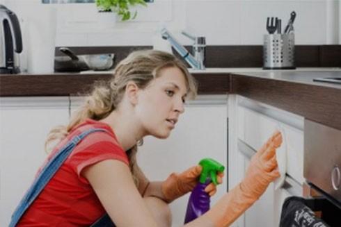 Khăn lau bếp - nguồn gây ngộ độc thực phẩm
