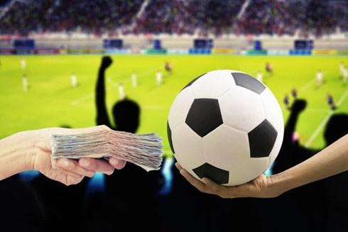 Cá độ bóng đá là một hình thức đánh bạc