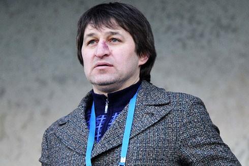Eldar Isayev - cựu Giám đốc điều hành Câu lạc bộ Anzhi đã bị bắt