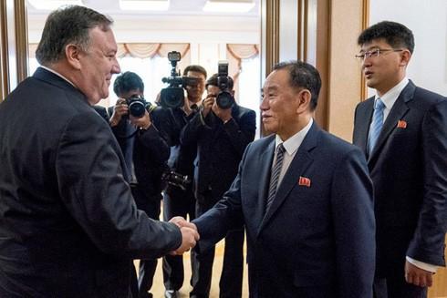Mỹ tin tưởng Triều Tiên tôn trọng thỏa thuận phi hạt nhân hóa ảnh 1