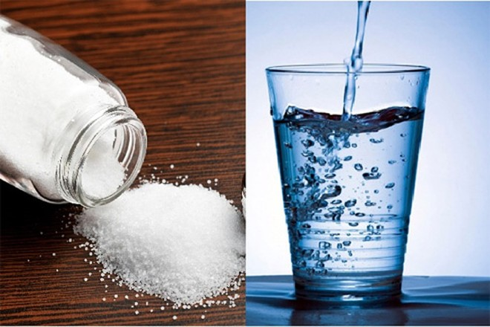 Điều gì xảy ra nếu mỗi ngày uống 1 ly nước muối loãng