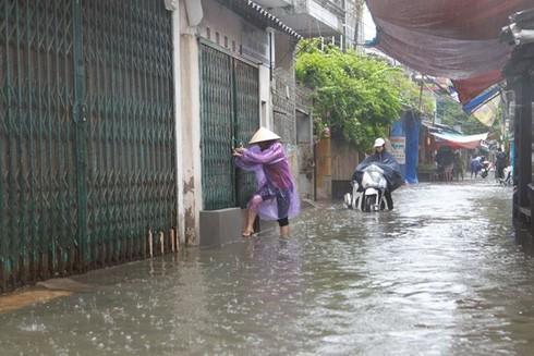 Thuốc dự phòng cần thiết đối với người dân vùng ngập lụt ảnh 1