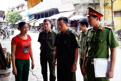 Lực lượng Công an xã góp phần thiết thực trong công tác giữ gìn trật tự, an toàn xã hội ở địa bàn cơ sở