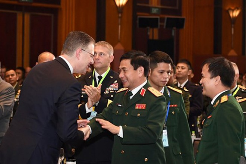 Việt Nam lần đầu đăng cai Hội thảo quản lý lục quân Thái Bình Dương ảnh 1