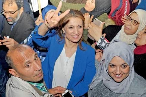 Souad Abderrahim - nữ doanh nhân trở thành Thị trưởng đầu tiên của Thủ đô Tunisia ảnh 1