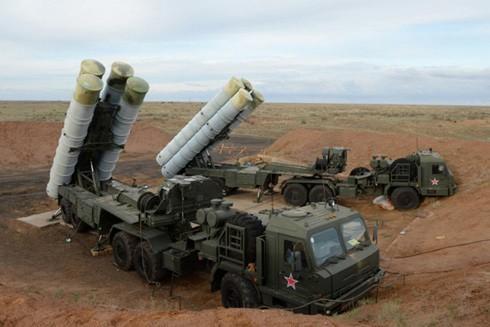 """""""Rồng lửa"""" S-300 tới Syria, Nga - Israel lún sâu vào khủng hoảng ảnh 1"""
