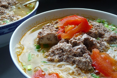 """Đầu bếp Nguyễn Quang Việt: """"Nếu muốn ăn bún riêu chuẩn vị thì chỉ có cách tự nấu ở nhà"""""""