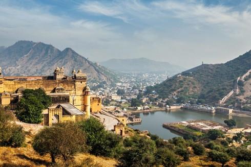 Đồi pháo đài Rajasthan, Ấn Độ