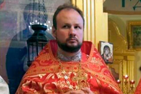 Linh mục Meletius - cựu Hiệu trưởng trường Trung học Cổ điển Yakutia của Chính thống giáo Nga