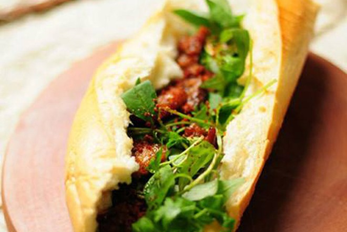 Bánh mỳ Việt Nam ngon nhất thế giới