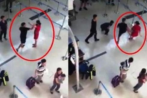 Vụ nhóm đối tượng côn đồ hành hung nhân viên hàng không Vietjet tại Cảng hàng không Thọ Xuân, Thanh Hóa hôm 23-11-2018 gây bức xúc dư luận