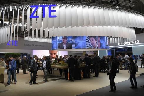 Mỹ đang tìm cách ngăn chặn ZTE thâm nhập thị trường 5G của nước này