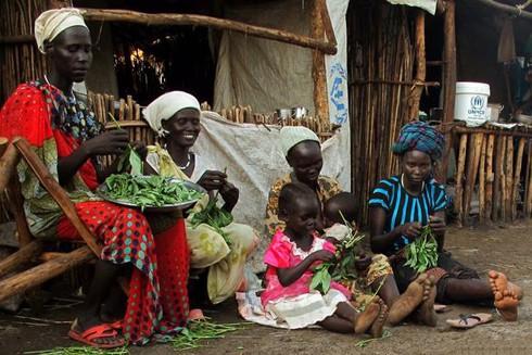 Tương lai mù mịt của những người tị nạn Nam Sudan ở Ethiopia ảnh 1