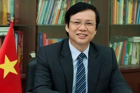 Phó Chủ tịch Thường trực Hội Nhà báo Việt Nam Hồ Quang Lợi
