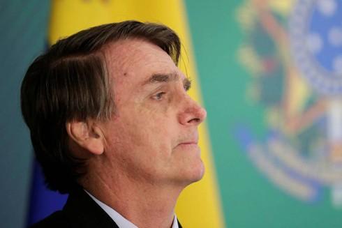 Tổng thống Brazil Jair Bolsonaro là chính trị gia có nhiều phát ngôn gây tranh cãi
