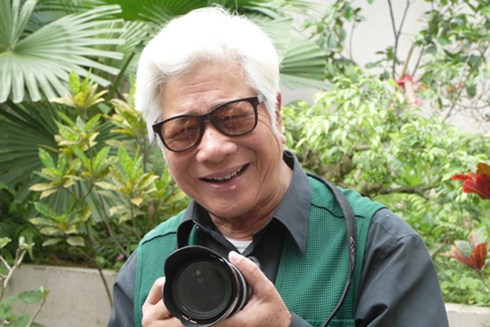 Nhà báo, NSNA Đinh Quang Thành