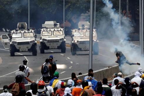 Đối thoại và tôn trọng chủ quyền là biện pháp đem lại hòa bình cho Venezuela ảnh 1