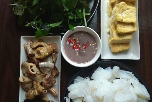 Từ bún, nhiều thứ quà ngon đã ra đời và trở thành ẩm thực tiêu biểu của Hà Nội