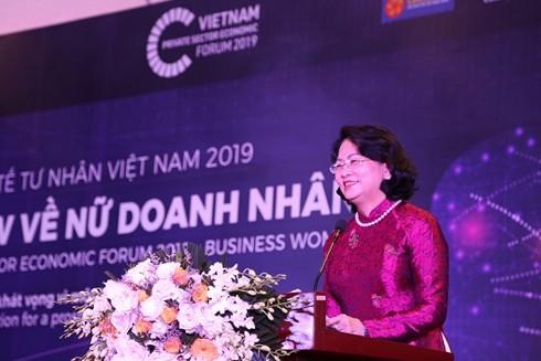 Nữ doanh nhân và khát vọng Vì một Việt Nam thịnh vượng ảnh 5