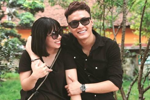 Vợ chồng nam diễn viên Hồng Đăng