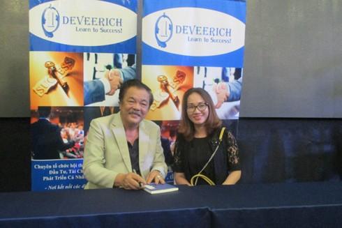 """""""Dr Thanh"""" trở thành thần tượng của nhiều người đam mê kinh doanh, với những triết lý sâu sắc, hiệu quả"""
