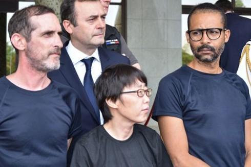 Nữ công dân Hàn Quốc đã được giải cứu khỏi nhóm bắt cóc