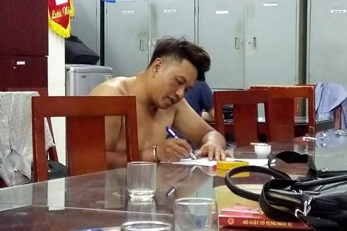 Đỗ Văn Bình khai nhận hành vi phạm tội tại Phòng CSHS CATP Hà Nội đêm 17-5