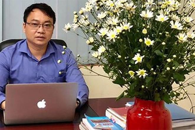 Luật sư Đặng Thành Chung (Giám đốc Công ty luật TNHH An ninh, Phòng 305 - Tòa nhà Láng Hạ, phường Thành Công, quận Ba Đình, Hà Nội)